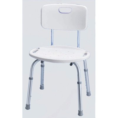 Bath and Shower Seat with Adjustable (Carex Adjustable Bath)