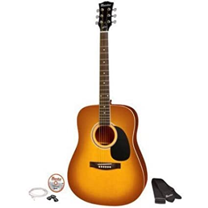 Maestro By Gibson - 6-string Full-size Acoustic Guitar - Honey Burst RC2250