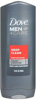 Dove Men Care Body And Face Wash - 4