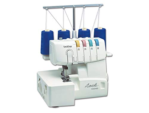 Find Bargain Brother 1034D 3/4  Thread Serger with Differential Feed (Renewed)