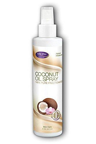 Buy now Life-Flo Coconut Oil Spray, 8 Fluid Ounce