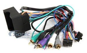 Metra Electronics AX-ADXSVI-AU1 Custom Fit CAN Interface Wire Harness Incl.: XSVI-AU1 Harness In Use w/AX-ADXSVI Interface Box Custom Fit CAN Interface Wire Harness (Audi Radio Harness)
