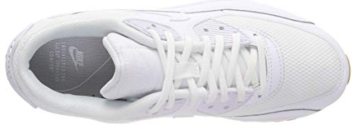 Multicolore 135 da Gum Donna Brown 90 Max White Air Light Ginnastica Nike White Scarpe vqW0ORwxA