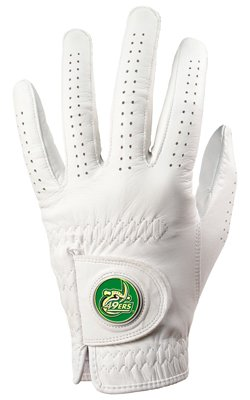 North Carolina Charlotte 49ers Golf Glove & Ball Marker - Left Hand - X Large