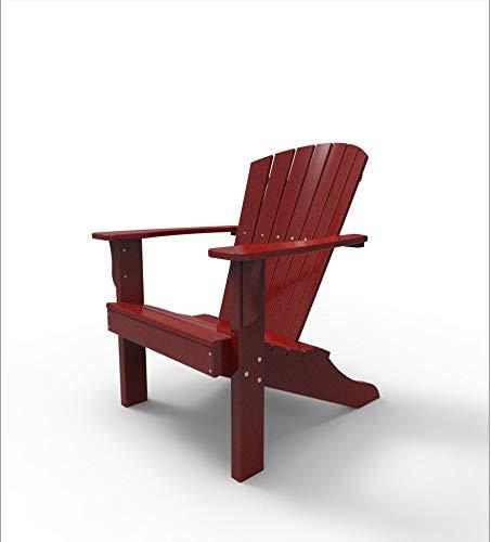 Malibu Outdoor Living - Malibu Outdoor Living Recycled Plastic Hyannis Adirondack Chair Lead Time 3 to 4 Weeks