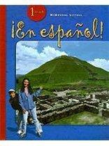En Espanol, Level 1 (¡En español!) (Spanish Edition) (Best Spanish Textbooks For Middle School)