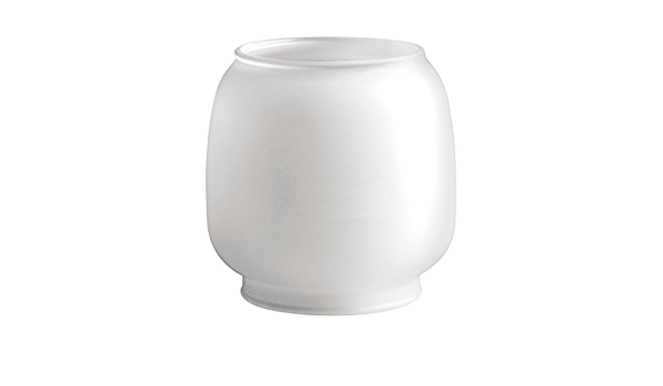 Campingaz Cristal de repuesto para campinggaz Farol redondo, unisex, Cristal de recambio, Campingaz Ersatzglas - D70 X H80, Weiß, small