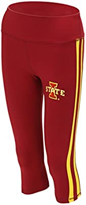 Small Multicolor Logo Brands NCAA Iowa State Cyclones Unisex Adult Sprint Pack