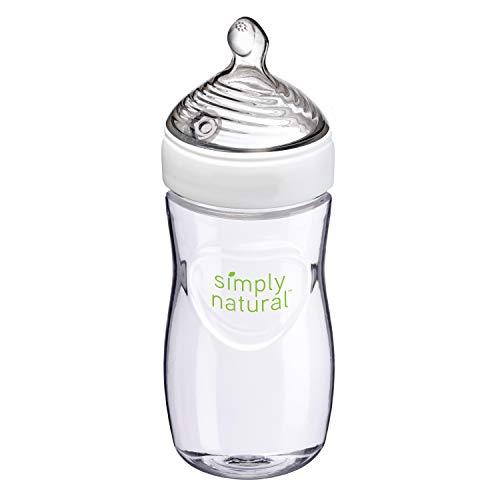 31PYrGDSHKL - NUK Simply Natural Bottles Gift Set