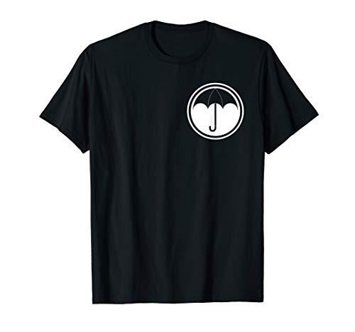 Umbrella Simple Pocket Side T Shirt