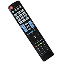 Replacement Remote Control Fit For LG 55UF6450-UA 40UF7700 55LA9700 65LA9700 65LA9650 Smart 3D Plasma LCD LED HDTV TV