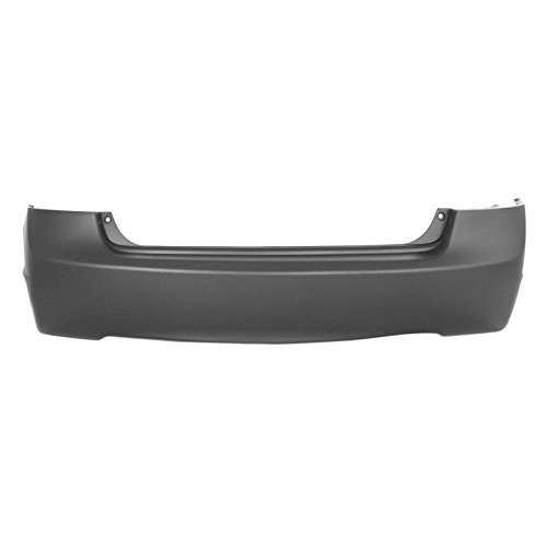 MBI AUTO - Painted to Match, Rear Bumper Cover for 2006-2011 Honda Civic Sedan 4-Door 06-11, HO1100235 ()