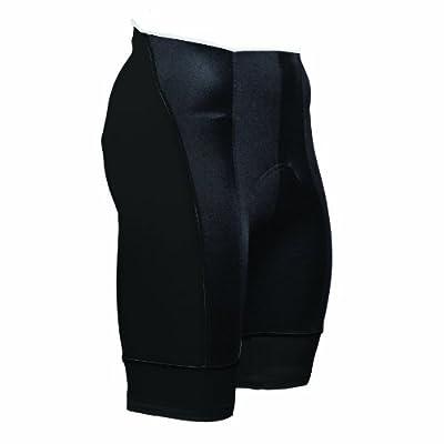 Primal Wear Men's Prisma Cycling Shorts, Black, X-Large