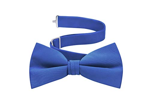 Children's Bow Tie for Boys & Girls - Royal Blue, By S.H Churchill