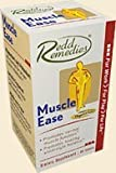 Redd Remedies Muscle Ease - Promotes Proper Muscle Function - Reduces The Chance Of Muscle Cramps - Addresses Normal Muscle Relaxation - 60 Tablets