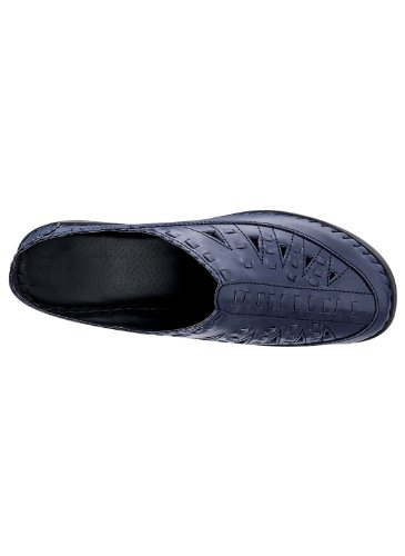 Slip-on Blu Scuro