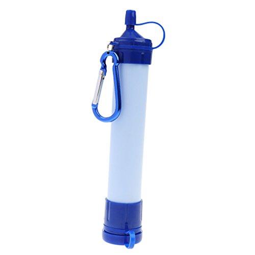 MonkeyJack Portable Water Filter Purifier 1600L Outdoor Camping Survival Gear by MonkeyJack