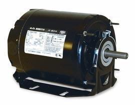 1/4hp 1725RPM 48/56Frame 115 volts Belt Drive Furnace Motor Century # GF2024