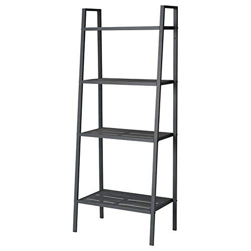 IKEA ASIA LERBERG Shelf Unit, Dark Grey