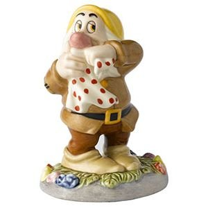 Royal Doulton Snow White and The Seven Dwarfs Aa, Aa, -