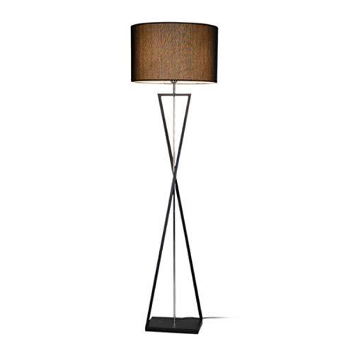 Lámparas de Pie Lámpara de Piso Luz de Pie Nordic LED Lámpara de ...