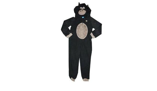 atmosphere Primark Negro Gorilla Onesie Edad 7 – 8 Años Todo ...