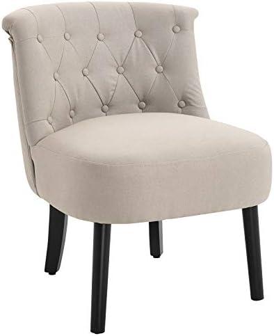 HOMCOM Modern Accent Leisure Chair