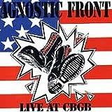 AGNOSTIC FRONT LIVE AT CBGB