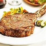 Today Gourmet - Ribeye Steaks - Tomahawk (4 - 32oz Steaks) Upper 2/3 Choice