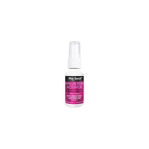 Mia Secret Nail Gel Resin Activator Spray 1 oz. (Nail Resin Activator compare prices)