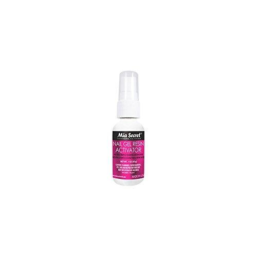 Mia Secret Nail Gel Resin Activator Spray 1 oz.