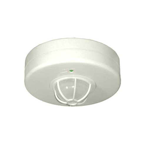 RAB Lighting LOS2500/277 360-Degree Ceiling Mount Occupancy Sensor For Incandescent and Fluorescent Loads 277-volt