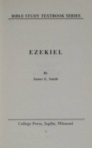 Ezekiel (Bible Study Textbook Series)