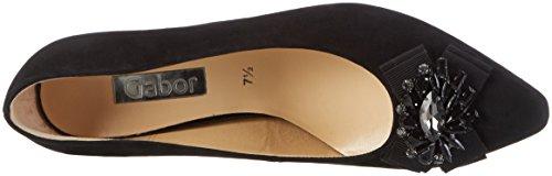 Gabor Shoes Noir Femme Schwarz Basic 17 Escarpins Gabor RR4qrU