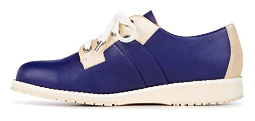 Boots Salmo Cow Australia Blue Leather Ocean EMU Womens qxZXT6E