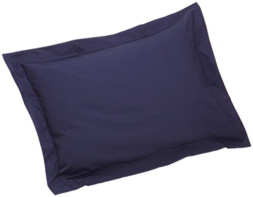 Crescent Tailored Comfy Easy Care Pillow Sham Standard Burgundy