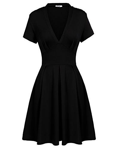 理想的暗殺パートナーBeyove DRESS レディース US サイズ: 3L カラー: ブラック