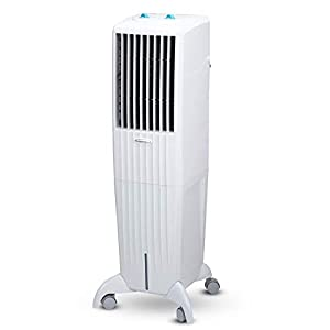 Symphony Diet 35T Sleek & Powerful Personal Tower Air Cooler 35-litres, Multi-Stage Air Purification, Honeycomb Pad…