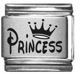 - Princess Italian Charm