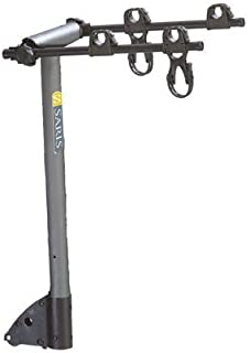 product image for Saris T-RAX Basic 4 Bike Hitch Mount Rack (1.25-Inch Recevier)