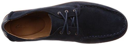 Clarks Saltash Lace - G020702 Blue