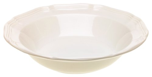 (Mikasa Antique White Vegetable Bowl, 10-Inch)