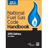 NFPA 54: National Fuel Gas Code Handbook, 2015 - National Gas Code