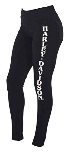 Harley-Davidson Women's H-D Embellished Leggings w/Back for sale  Delivered anywhere in USA