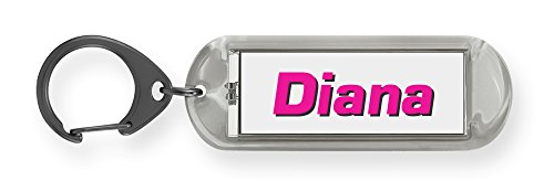 Dimension 9 Novelty Key Ring Key Chain (FFLNT-Diana)