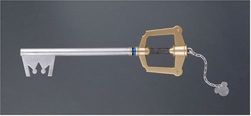 Kingdom Hearts Master Arms Keyblade Key 7'' (inch) Diecast Replica by Square Enix
