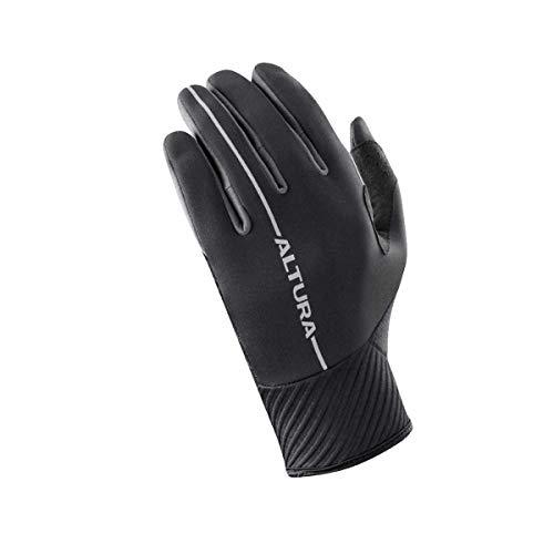 細心のベスト適度なAlturaブラック2017 ProGel 2防水女性自転車用手袋