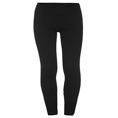 Campri Ninos Termico Baselayer Pantalones Unisex Junior Ligero Elastico Casual