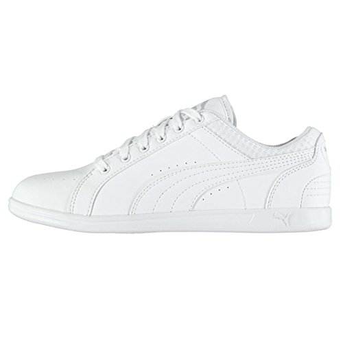 Blanc Sneakers Ikaz Baskets femme Sports Lo Chaussures pour Baskets Officiel Puma ptxw0qv6P