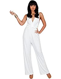 Womens Infinity Convertible Wrap Party Cocktail Jumpsuit...